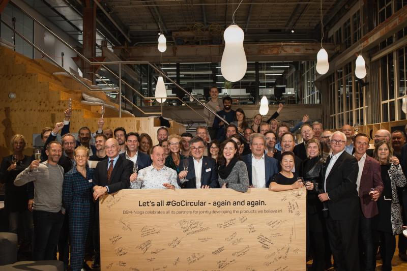 DSM-Niaga op Dutch Design Week